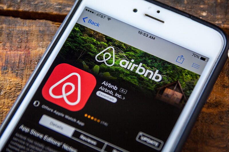 Working with, instead of against Airbnb